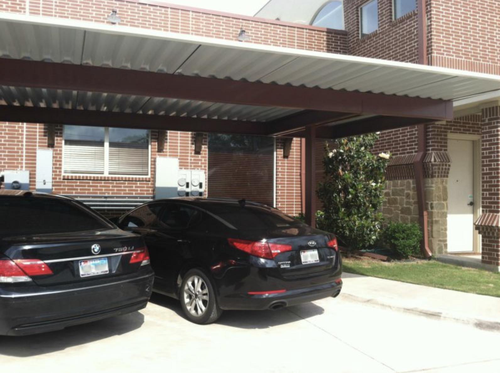 Large Commercial Carport Company Blog